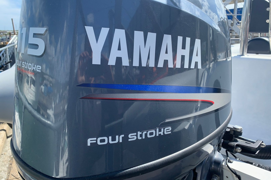 1651 - RIBEYE A600 RIB WITH YAMAHA F115A ENGINE AND TRAILER_11