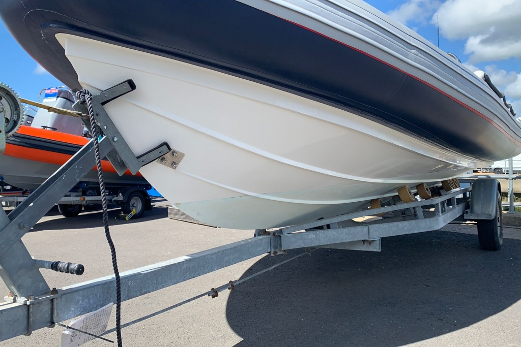 1651 - RIBEYE A600 RIB WITH YAMAHA F115A ENGINE AND TRAILER_13