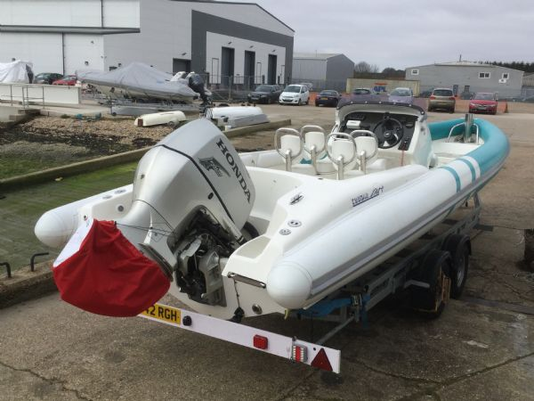 1473 - brokerage - cougar r8 rib with honda bf225 outboard engine - aft starbord_l