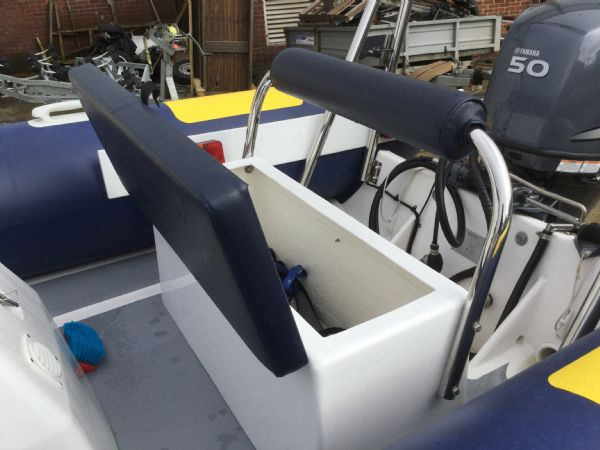 1466 - stock - ribtec 4.55 rib with yamaha f50fetl engine and trailer - rear bench open_l