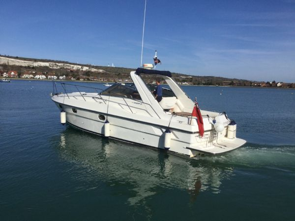 1469 - brokerage -fairline targa 33 with twin volvo kad300 edc engines - on water 3_l