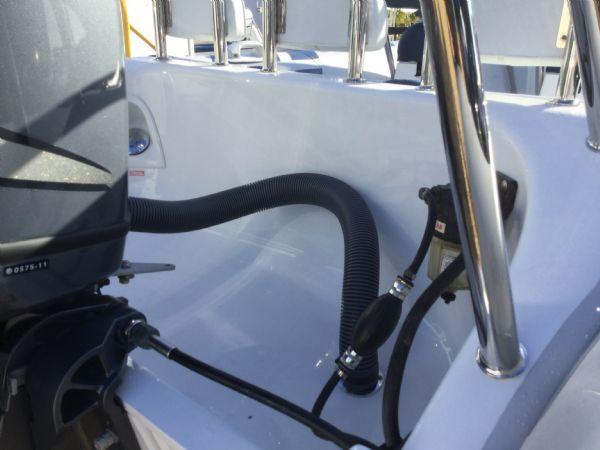 1439 - ribeye a600 rib with yamaha f100detl engine and trailer - splash well_l