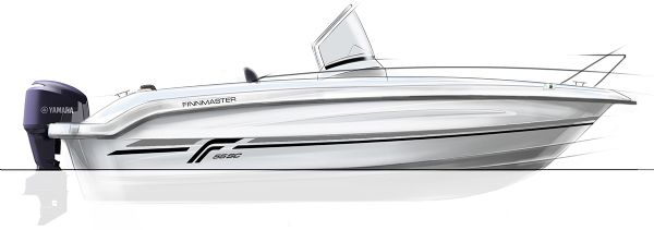 finnmaster 55sc boat with yamaha outboard engine - plsn_l