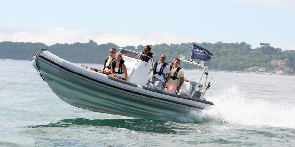 ballistic 6.5m rib with yamaha f200hp outboard engine - family rib ride_l