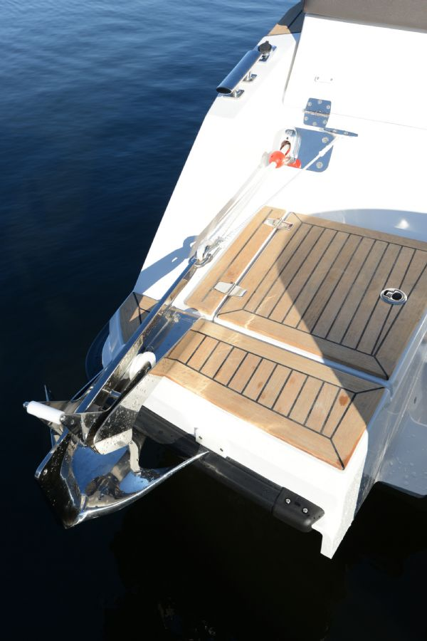 finnmaster t7 with yamaha outboard engine - bathing platform_l