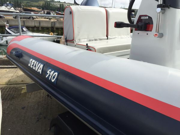 1416 - selva 510 rib with selva f60hp outboard engine and trailer - logo_l