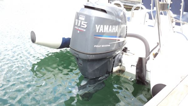 stock - 1386 - ribeye 600 rib for sale with yamaha f115aet engine - yamaha engine_l