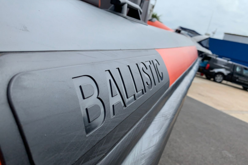 1601 - BALLISTIC 4.2 CLUB RIB WITH YAMAHA F40 ENGINE._10