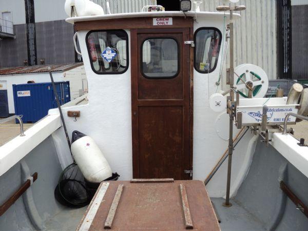 cygnus marine 21 fishing boat 26_l