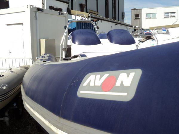 avon 560 rib with honda 115 outboard motor - avon logo_l