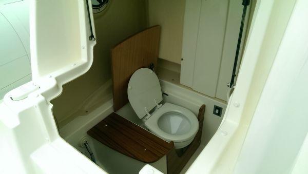 marlin 23 rib with yamaha f300 - toilet 2_l