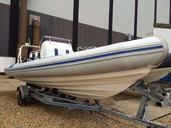 ballistic 6.5m rib with 150hp mercury optimax starboard_l