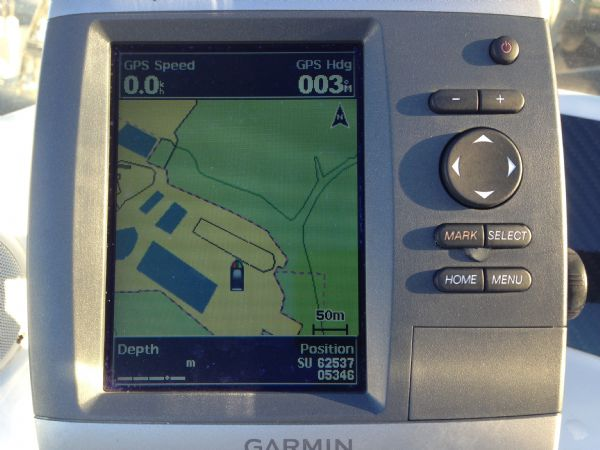 rib x 760 rib with suzuki df 200 - garmin gps fishfinder_l