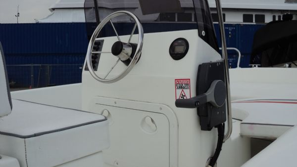 selva 530 hard with selva 70 engine - console from side_l
