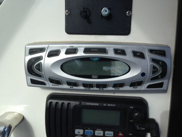 cougar r11 rib with twin yanmar 260hp - stereo_l