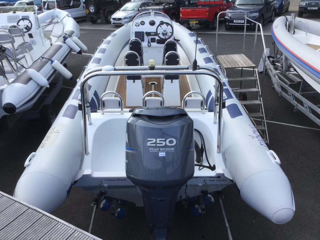 Stock - 1599 - Ribeye 785S Rib with Yamaha 250hp engine -Aft