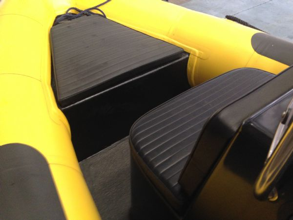 xs ribs 600 rib with mercury 150 optimax and trailer - bow seating_l