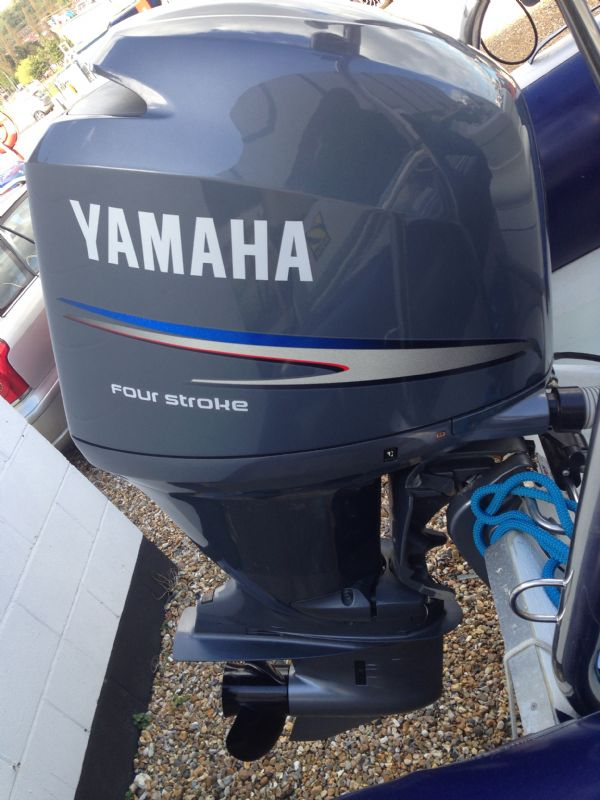 avon 620 rib with yamaha f150 four stroke - engine_l