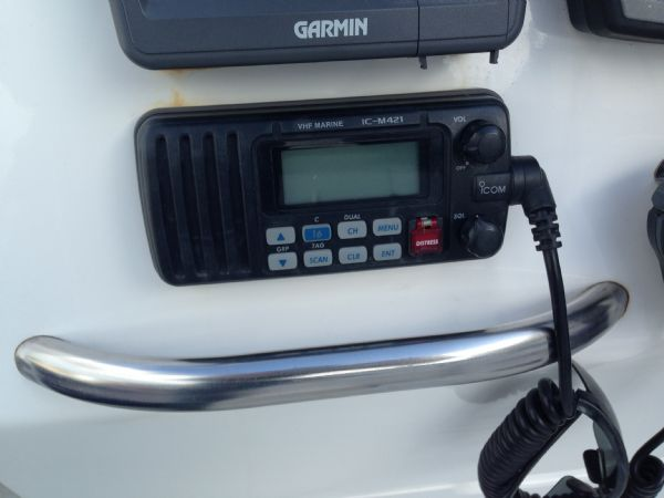 avon 620 rib with yamaha f150 four stroke - vhf_l