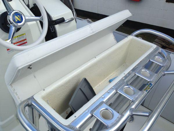 zodiac pro open 550 rib with mariner 90 four stroke - helm seat storage_l