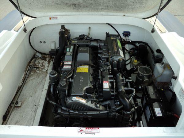 revenger 29 rib with yanmar diesel inboard - engine bay_l