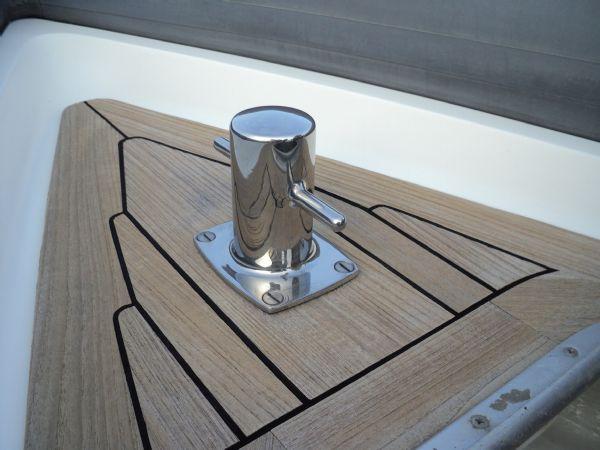 revenger 29 rib with yanmar diesel inboard - samson post_l