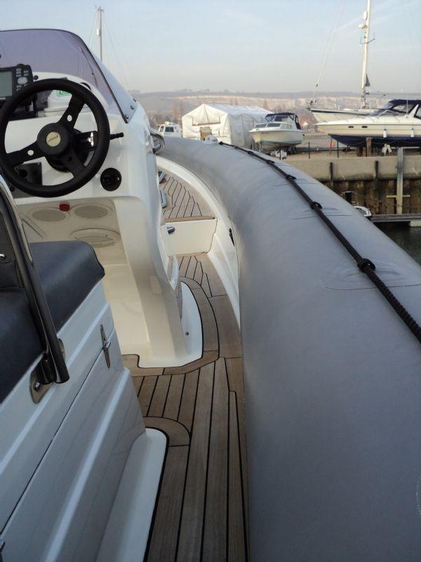 revenger 29 rib with yanmar diesel inboard - starboard_l