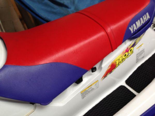 yamaha waveraider 1100 jetski - seat_l