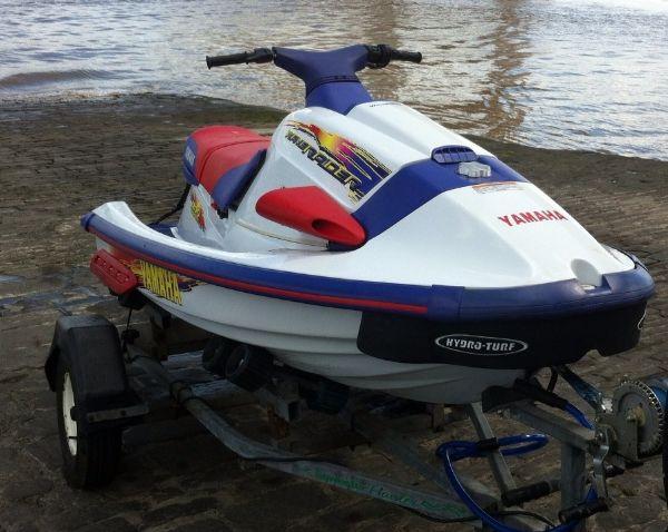 Yamaha Waveraider 1100cc Jetski and Trailer - Ribs For Sale