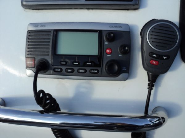 avon 580 rib with yamaha f 115 outboard - vhf_l