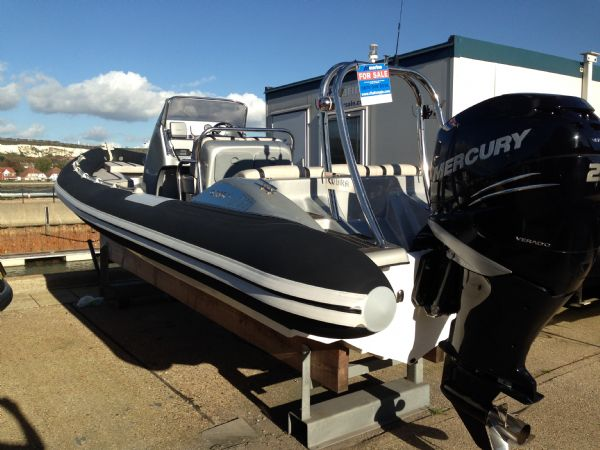 cobra nautique 7.6 rib with mercury verado 250 - main_l