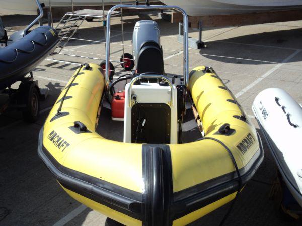 ribcraft 4.8m mariner 60hp - 1165 - full boat_l