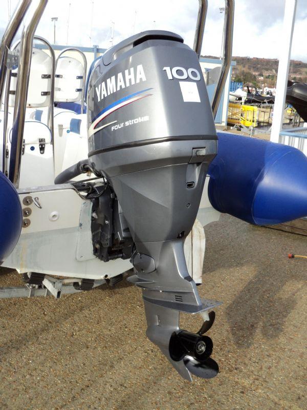avon 560 with yamaha 100 - engine_l