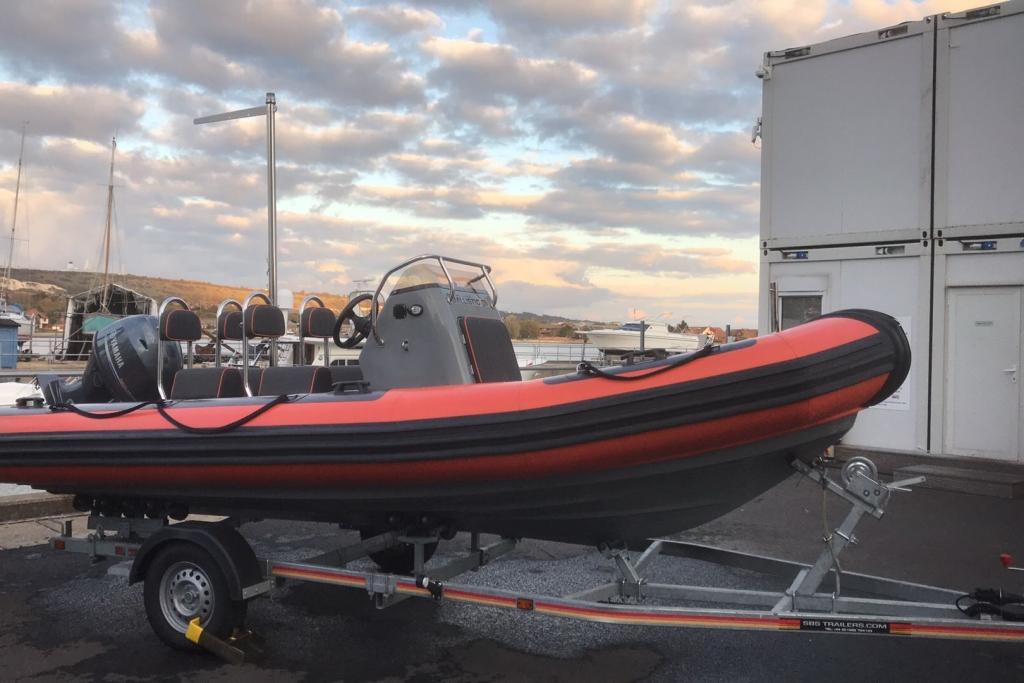 Boat Details – Ribs For Sale - 2018 Ballistic RIB 5.5m Club (Ex-Demo) Yamaha FT60