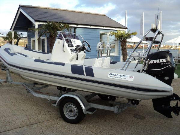 ballistic 5.5 with evinrude 90 - side_l