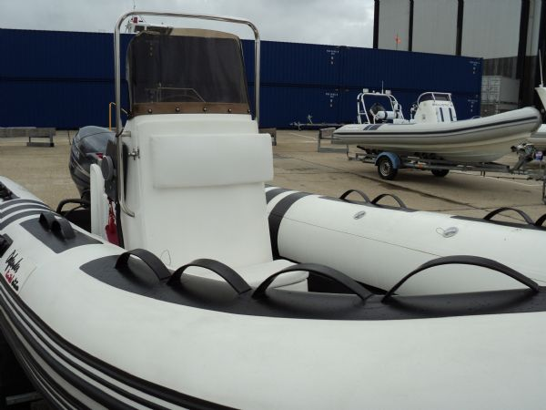 3d tender x-pro 535 defender rib with yamaha 40hp - console_l