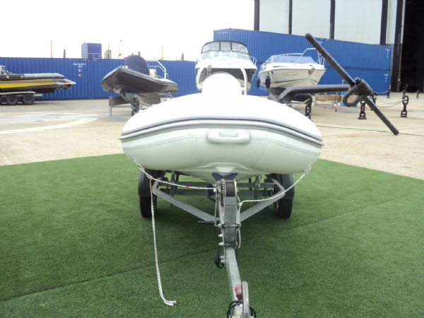 3.3m rib with tohatsu 15hp outboard engine - bow 7_l