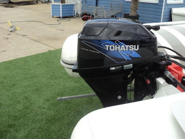 3.3m rib with tohatsu 15hp outboard engine - engine 3_l