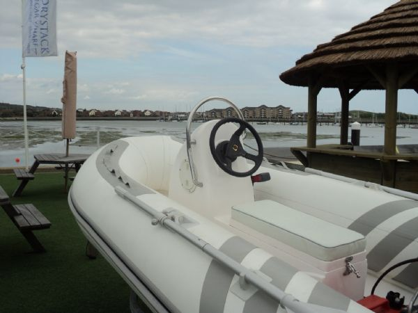 3.3m rib with tohatsu 15hp outboard engine - side 2_l