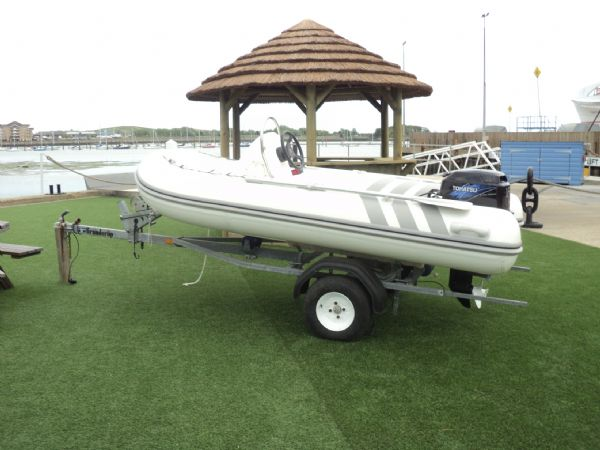 3.3m rib with tohatsu 15hp outboard engine - side 9_l