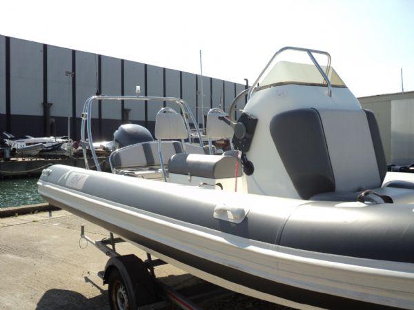 rib-x 650 rib with yamaha 150hp outboard engine - console seat 9_l