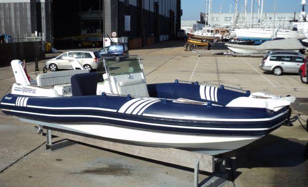 marline 22 rib with mercruiser inboard diesel engine - profile 3_l