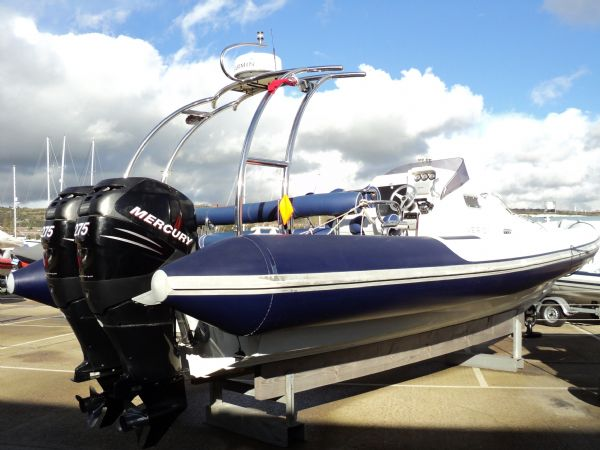 ribtec 9.2 grand tourer rib with twin 275hp - main_l