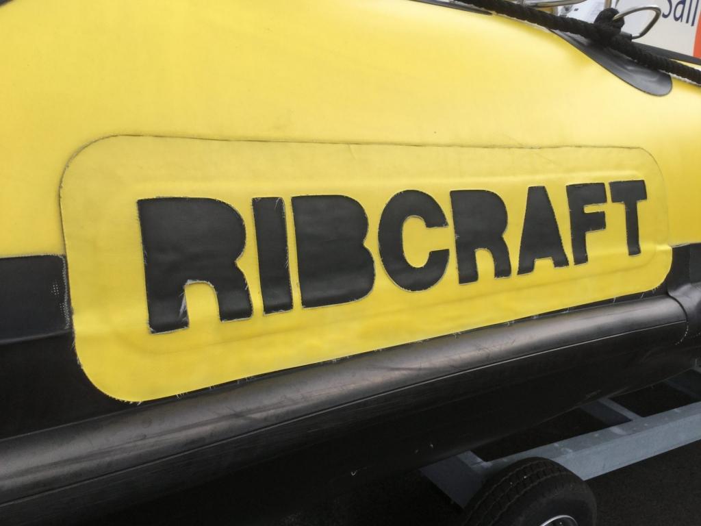 Brokerage - 1527 - Ribcraft 8.8 RIB with twin ETEC 300 engines - Ribcraft logo - Copy