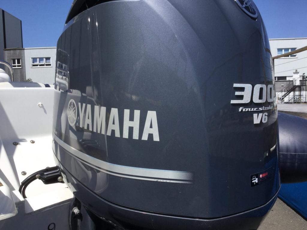 Brokerage - 1580 - Cobra 8.0 Nautique RIB with Yamaha F300 DBW engine - Yamaha F300
