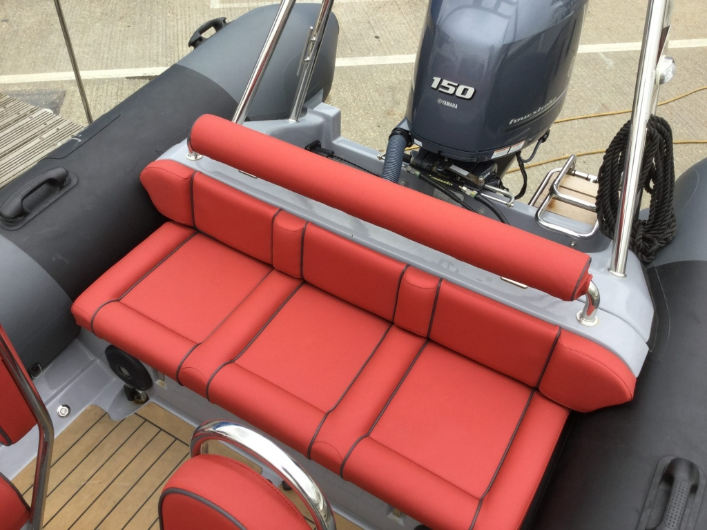 Boat Details – Ribs For Sale - Ribeye A600 (6m) Custom with Yamaha 150 Four Stroke (Approx 86hrs)
