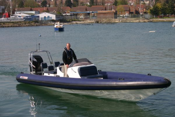 Revenger 29 RIB with Mercury 275HP Outboard Engine - Ribs