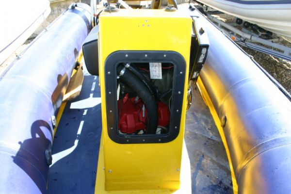 Boat Details – Ribs For Sale - Used Ribcraft 4.8m RIB / Speed Boat with Mariner 60HP 2 Stroke Engine