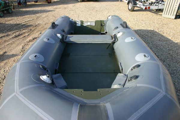 Ex Military Inflatable Gemini Boat - Ribs For Sale