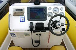 Boat Details – Ribs For Sale - Used Scorpion 9.75m RIB / RHIB with Twin Evinrude 250HP ETEC Engines
